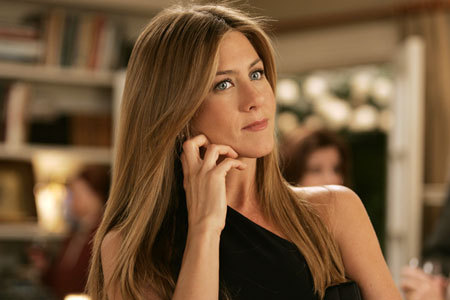 Based on the 1967 classic 'The Graduate', Jennifer Aniston had the opportunity to act with esteemed actress Shirley MacLaine, in which movie?