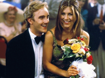 Jennifer Aniston played Kate Mosley, a struggling employee for an ad agency when she met Jay Mohr and sends her life in an uproar in what movie?