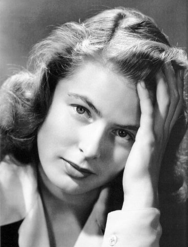 where is ingrid bergman born in ?