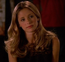 Who played Buffy on the show?