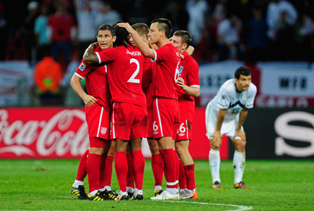 Our first friendly after WC 2010 was against which team?