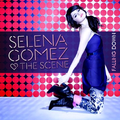 "When was ""Falling Down"" released as a Selena Gomez & The Scene's single?"