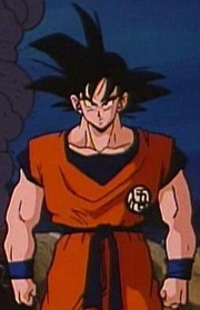 How many times has Goku been impaled?