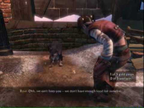 What is the name of Sparrow's older sister in Fable 2?