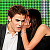 "Nina Dobrev and Paul ""Hottie"" Wesley Hale_YEah photo"