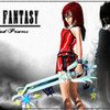wallpaper of Kairi in Dead Fantasy khfan12 photo