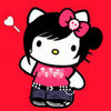 my version of hello kitty alicecrazygirl photo