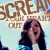 Scream your heart out!!!!!!!! xGoldenGirlx photo