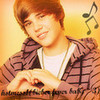 For a polyvore member who wanted an icon:) cm-bieber photo
