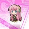 Megureine Luks (my favorite vocaloid :D) Chibi frylock243 photo