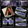 Twilight Converse for Laura of Twilightlexicon.com by Punkyourchucks.com punkyourchucks photo