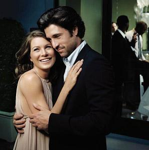 Shonda Rhimes detto that there will be a wedding, but she didn't told who's wedding. In some awkward and freaky world, if it's not Merdith's and Derek's, who could it be??? :D
