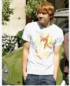i really like rupert grint ...he's so cute