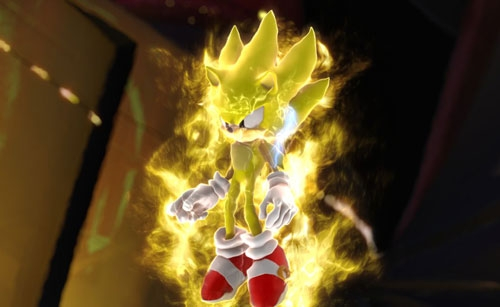 have you played sonic unleashed???