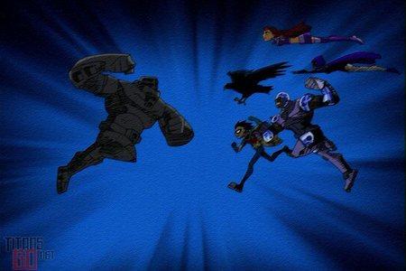 First Teen Titans Episode 48