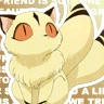 depends on my mood and what i think people will respond to. its usually a picture of frodo, gaara, or inuyasha, but, like now, it can be others. This little guy is kirara<<<
