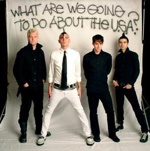 The Anti-Flag spot