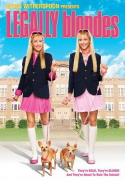 Legally Blondes.