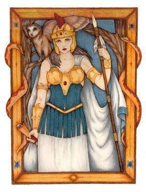 Athena, yea!