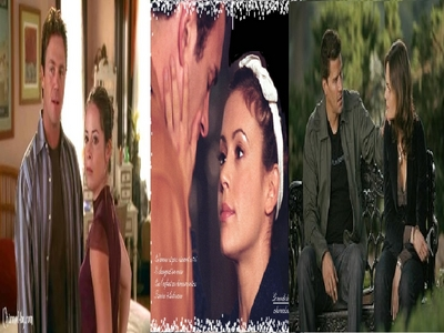 Hmmm... Can't rememeber out of my disney - or child/cartoon shows d; But my firs tv-serie couple I remember really liking was Piper and Leo and Phoebe and Cole from Charmed. It was my first obsession I had about a show, and the first to ever buy d; I really cared about them  But my first couple to reall really ship, like thinking there are none else perfect for either is Booth and Bones ;D!!!!!!!!!!