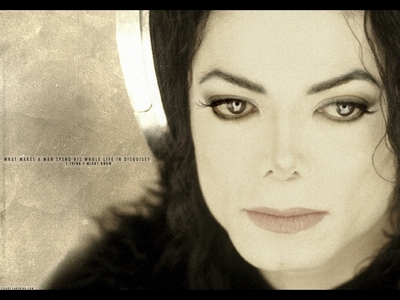 """sometimes i do oder when i see a picture of him i stare into his eyes :) and when im crying oder somthings wrong i think like """"what would michael do?"""" and then i thnk of him and i stop crying oder when im made i listen to his Musik and it calms me down. im so glad u asked this question! :)"""
