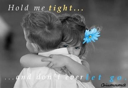I saw this on photobucket and I thought it was adorable