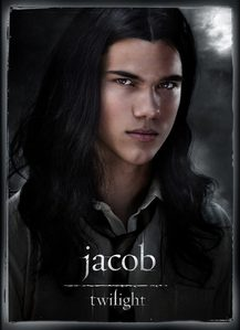 cuz u think of how ugly ROB is and how hot taylor is and it pisses u off that taylor had such a little spot in the movie.BUT it's ok because new moon has a lot of jacob!
