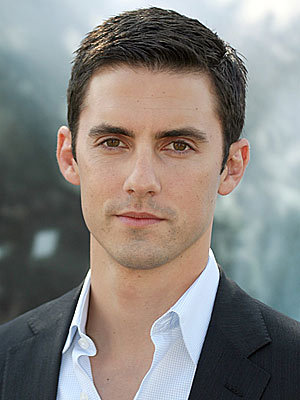 Milo Ventimiglia because I just really would upendo to meet him and he's so interesting and lovely in interviews. Even though I would be heck nervous ;)
