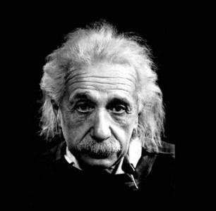 Albert Einstein, duh. xD