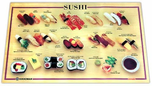 [b]Can't Live Without:[/b]my Sushi!!!!!Fish(all kinds of fish,i 愛 them all),i 愛 ラーメン ^_^,i 愛 anything sweet,i 愛 Chinese food,Japenese, any type of cultural food,like im talkin:German,Sweedish,Irish,and Italian dishes,i 愛 em all!(it depends on what it is..Lamb isn't to bad..im not crazy bout it)...I like alot of stuff,but some i guess i could do without..But take away my sushi..and ill [b]kill[/b] あなた man! [b]Can Live Without:[/b][i]I can live without haveing any cabbage O_o *barfs*[/i]