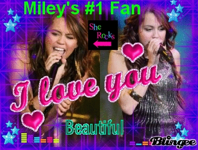 i love Miley sooooooooooo much