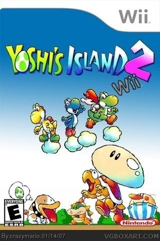 Are there any plans for Yoshi's Island Wii?