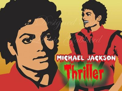 I dont like this idea. Because MJ was the best in the thriller.