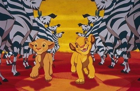 My favori Lion King song is I just can't wait to be king.