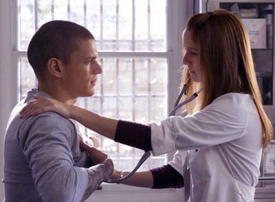 <b>Michael and Sara</b> from Prison Break. Since season 1. It was because of them that I truly started to ship couples.  I miss those days :(