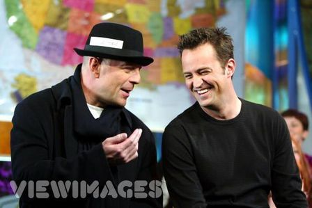 I know that Bruce Willis guest starred because he lost a bet against his good friend Matthew Perry (Chandler Bing), but I don`t know what the bet was! Does anyone know?