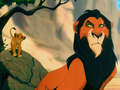 What makes Scar such a populaire villain?
