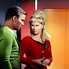 I really don't know! Maybe Scotty's job. I'll make things go! oder maybe Yeoman Janice Rands' job, working close to captain Kirk :) (BTW, What she does exactly aboard the Enterprise? *lol*)