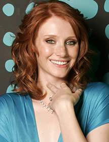 Bryce Dallas Howard is going to play Victoria in Eclipse. آپ might know her from the 3rd Spiderman movie.
