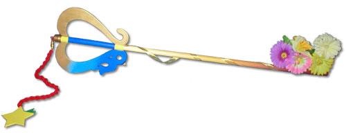 Why can Kairi use a keyblade?