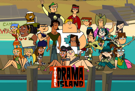 To me?Well,it's obvious.TOTAL DRAMA ISLAND!!! for those who dont know what it is te can watch it on youtube. PPLZ ON TDI!!!