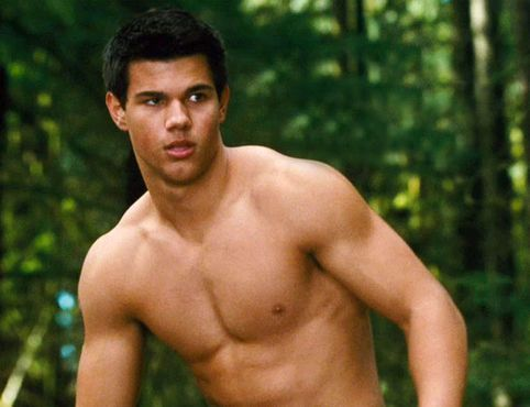 Dare once taylor lautner abs not absolutely