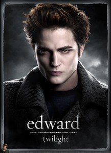 His complete name is Edward Anthony Masen Cullen. The Cullen last name is adopted from Carlisle because he's his adoptive father after Edward's parents died.