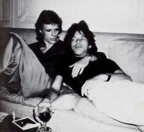 Do আপনি believe the myth that David Bowie and Mick Jagger slept together?