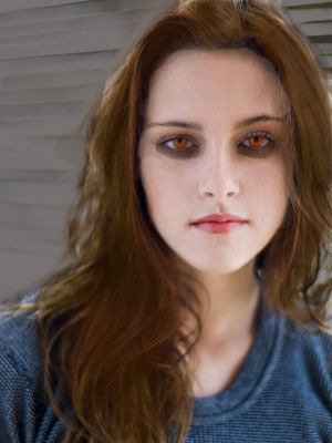 hey. i made another pic of Bella as a vampire, im sorry but photoshop is just really fun, lol :)