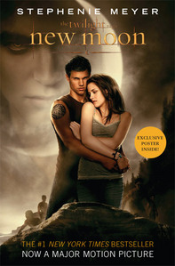 What do u think of the NEW MOON movie book cover?