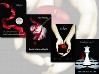 1. Breaking dawn 2. Eclips 3. Twilight 4. New moon i picked breaking dawn, because they are on there honeymoon and bella get's pregnant and than she becomes a vampire and then we learn about her ability and what she's really thinking :D