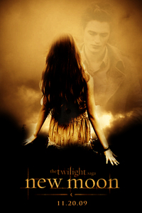 say whatever u think about new moon book 또는 movie trailer!