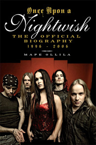 What was most surprising to wewe about the Nightwish book?