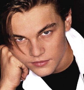 Leonardo Dicaprio!He is the best actor ever!Plus he is REALLY cute!He has amazing eyes.And unlike most actors he is really cute still as an older adult.This is my preferito picture of him so im posting this one.